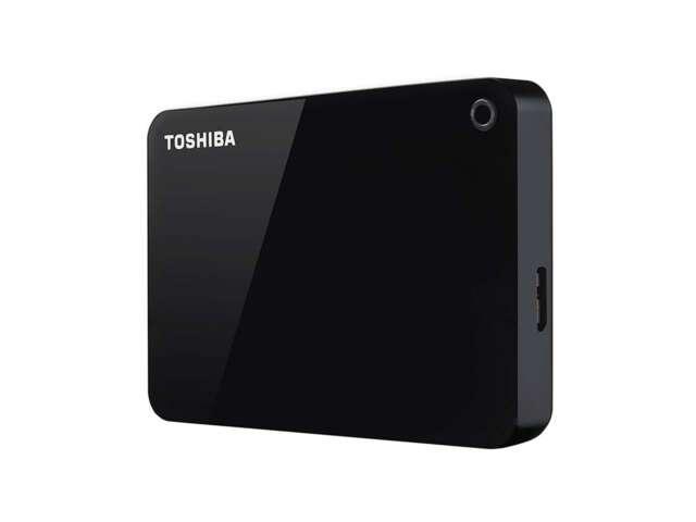 ذخیره ساز اکسترنال توشیبا Canvio Advance 1TB HDTC910X