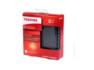 ذخیره ساز اکسترنال توشیبا Canvio Advance 2TB HDTC920X