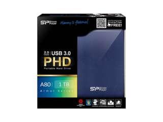 ذخیره ساز اکسترنال سیلیکون پاور Armor A80 1TB SP010TBPHDA80S3B
