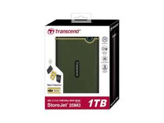 ذخیره ساز اکسترنال ترنسند StoreJet 25M3G 1TB TS1TSJ25M3G