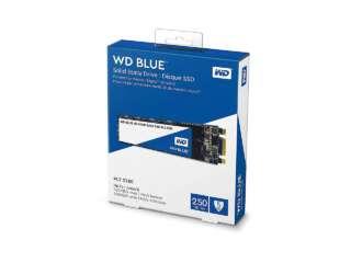 اساسدی وسترن دیجیتال BLUE 3D NAND SATA 250GB M.2 2280 WDS250G2B0B