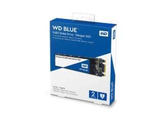 اساسدی وسترن دیجیتال BLUE 3D NAND SATA 2TB M.2 2280 WDS200T2B0B