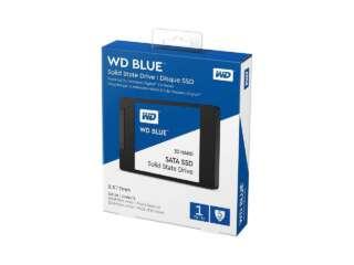 """اساسدی وسترن دیجیتال BLUE 3D NAND SATA 1TB 2.5"""" 7mm WDS100T2B0A"""