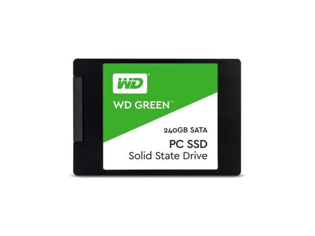 """اساسدی وسترن دیجیتال GREEN PC 240GB 2.5"""" 7mm WDS240G2G0A"""