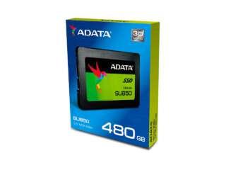 """اساسدی ایدیتا Ultimate SU650 480GB 2.5"""" ASU650SS-480GT"""