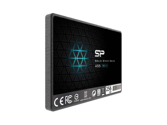 اساسدی سیلیکون پاور Ace A55 SATA3.0 256GB SP256GBSS3A55S25