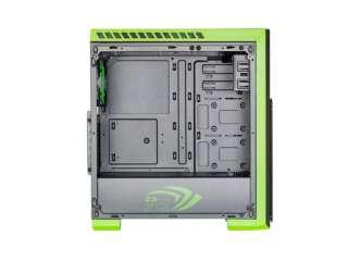 کیس کامپیوتر گرین Z3 Crystal Green