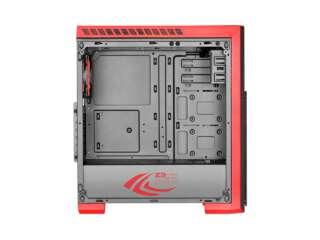 کیس کامپیوتر گرین Z3 Crystal Red