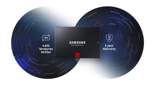اساسدی سامسونگ 860 PRO 512GB 2.5
