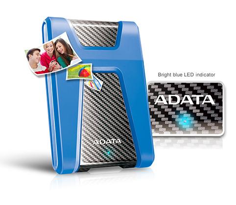 هارد اکسترنال ای دیتا HD650 4TB AHD650-4TU31