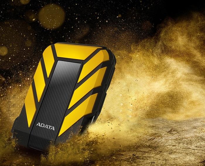 هارد اکسترنال ای دیتا HD710 Pro 4TB AHD710P-4TU31