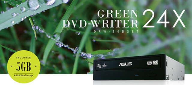 دی وی دی رایتر اینترنال ایسوس DRW-24D3sT بدون جعبه