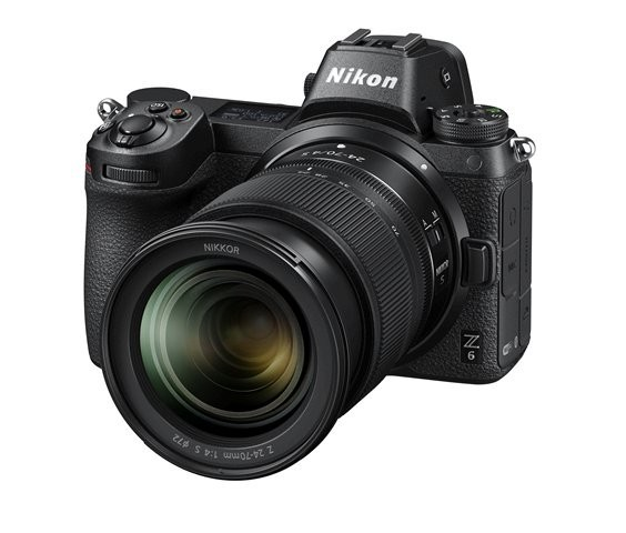 دوربین عکسبرداری Z6 کمپانی نیکون بهصورت رسمی عرضه شد