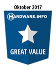 Hardware.info Award