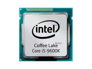 پردازنده اینتل Core i5-9600K
