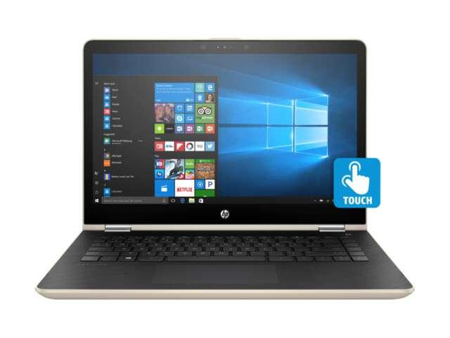 """لپ تاپ اچ پی Pavilion x360 14-ba105 14"""" - intel Core i7 - 8GB - 1TB+128GB SSD - Nvidia 4GB"""