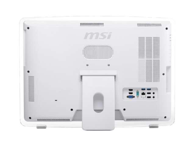 """کامپیوتر یکپارچه ام اس آی Pro 22ET 7NC 21.5"""" - intel Pentium - 8GB - 1TB - Nvidia 2GB - Touch"""