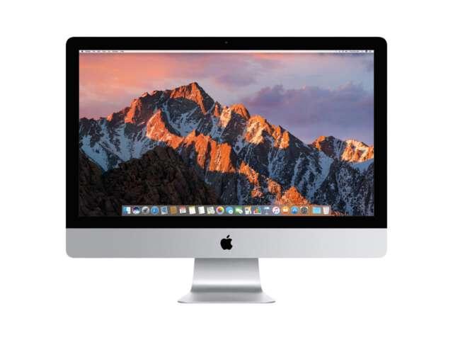 """کامپیوتر یکپارچه اپل iMac 2017 with Retina 5K Display 27"""" - intel Core i5 - 8GB - 2TB - AMD 8GB"""