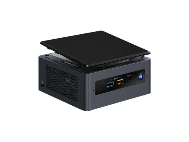 کامپیوتر کوچک اینتل NUC8i3BEH Intel Core i3 - 4 GB - 240 GB SSD
