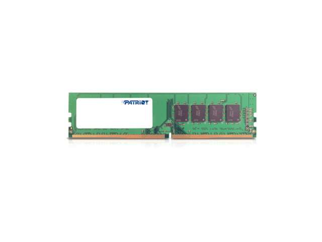رم دسکتاپ DDR4 تک کاناله 2400 مگاهرتز پتریوت مدل Signature Line 4 ظرفیت 4 گیگابایت