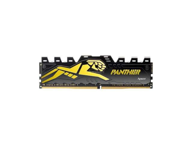 رم دسکتاپ DDR4 تک کاناله 2400 مگاهرتز CL16 اپیسر مدل Panther ظرفیت 4 گیگابایت
