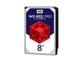 هارد دیسک اینترنال وسترن دیجیتال RED PRO NAS 8TB WD8003FFBX