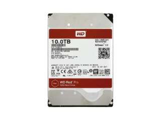 هارد دیسک اینترنال وسترن دیجیتال RED PRO NAS 10TB WD101KFBX