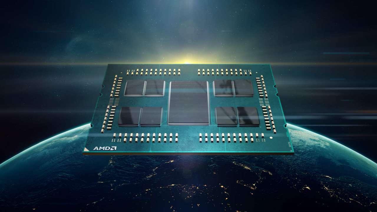 پردازندههای AMD Zen 2 از حافظههای 3200 مگاهرتزی پشتیبانی میکنند