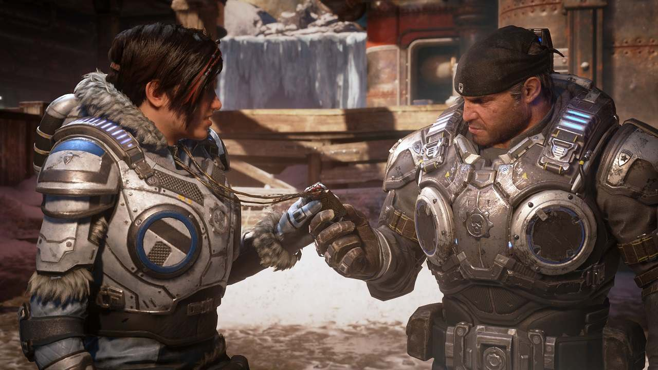 Gears of War 5 سپتامبر امسال به همراه نسخه ویژه PC منتشر میشود