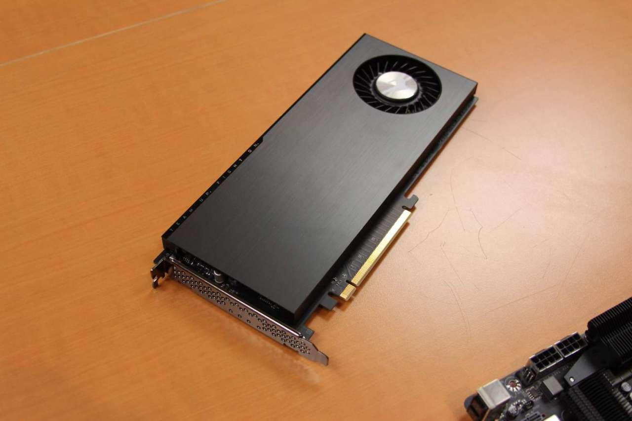کامپیوتکس 2019: گیگابایت آداپتور SSD جدید PCIe 4.0 را معرفی کرد