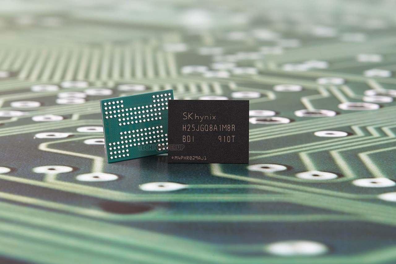 4D QLC NAND