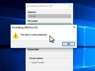 The-Disk-Is-Write-Protected-fix