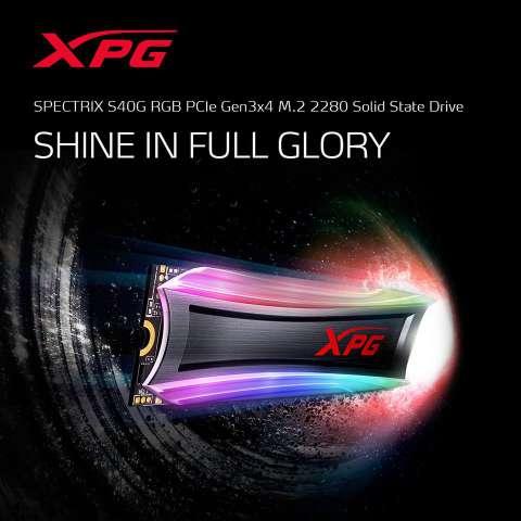ADATA اس اس دی گیمینگ XPG SPECTRIX S40G RGB را عرضه کرد