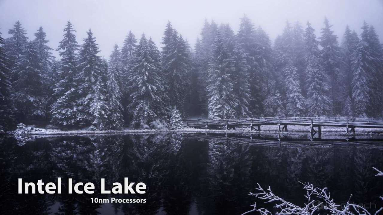 کامپیوتکس 2019: اینتل بنچمارک تراشه گرافیکی نسل یازدهم Ice Lake را ارائه کرد