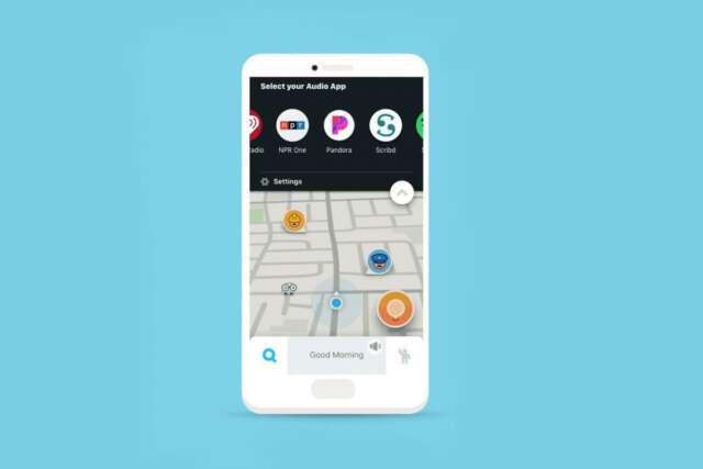 نسخه iOS برنامه Waze امکان استریم موسیقی از پاندورا را میسر کرد
