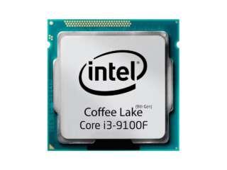 پردازنده اینتل Core i3-9100F Box