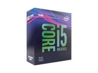 پردازنده اینتل Core i5-9600KF Box