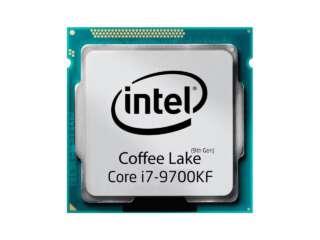 پردازنده اینتل Core i7-9700KF Box