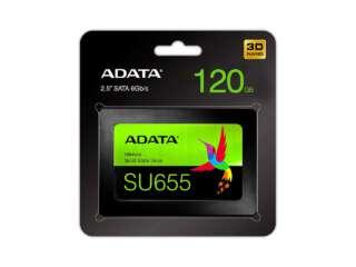 """اساسدی ایدیتا Ultimate SU655 120GB 2.5"""" ASU655SS-120GT-C"""