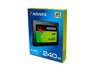 """اساسدی ایدیتا Ultimate SU655 240GB 2.5"""" ASU655SS-240GT-C"""