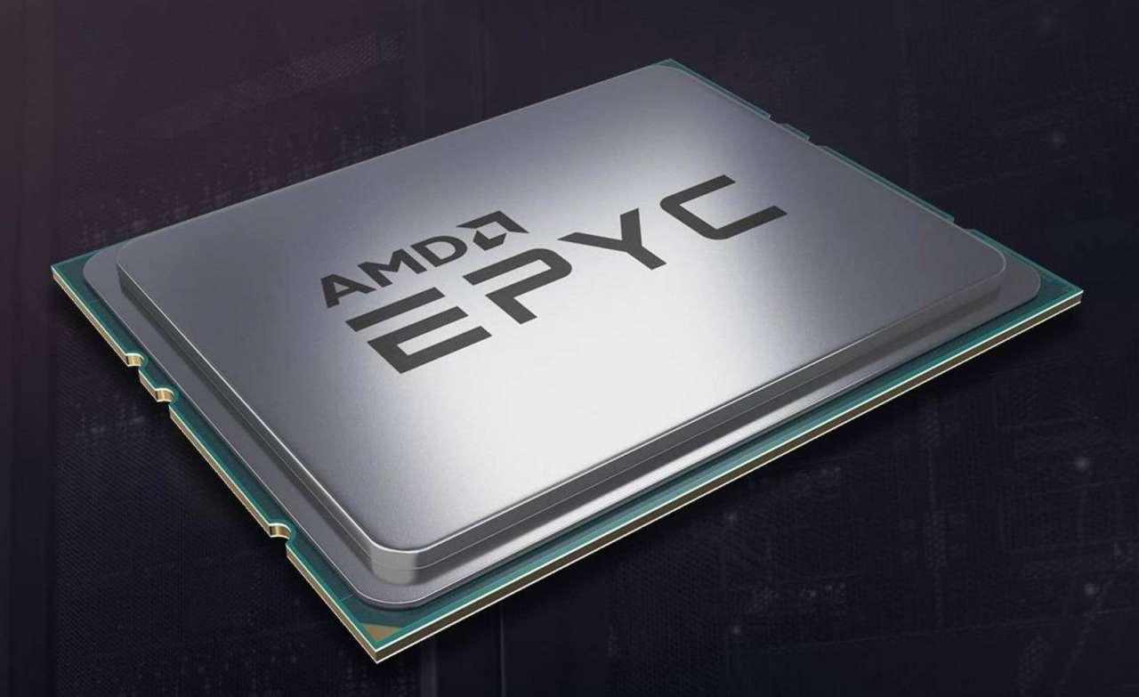 پردازنده AMD Epyc 7452 با 32 هسته پردازشی رویت شد