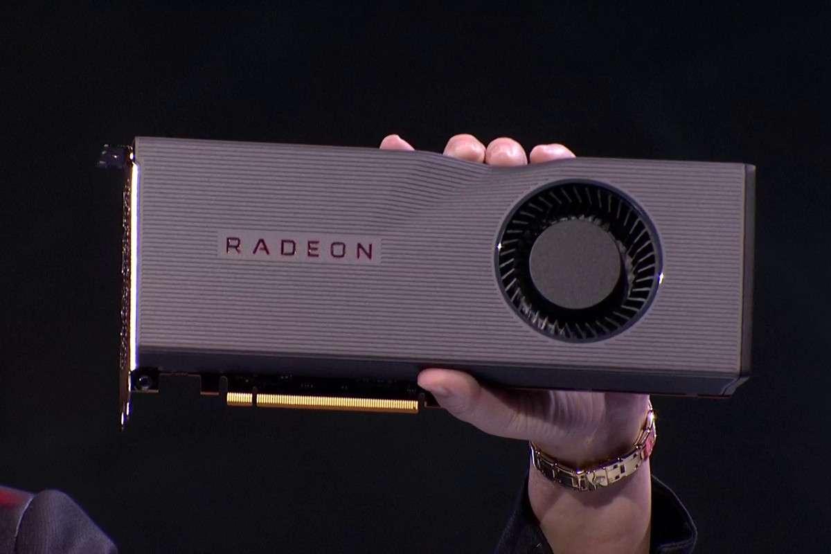 اطلاعات موتور تصاویر و چندرسانهای AMD Navi Radeon منتشر شد