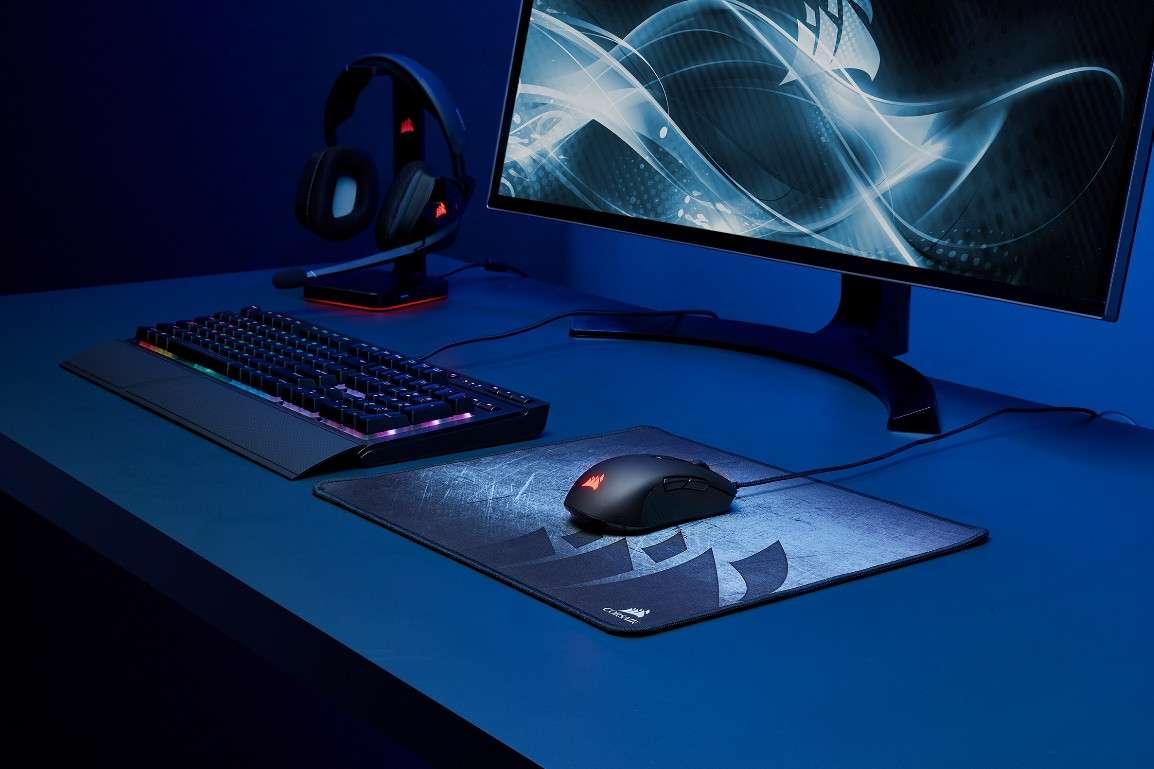 ماوس گیمینگ Nightsword RGB کورسیر با قابلیتهای منحصر به فرد معرفی شد