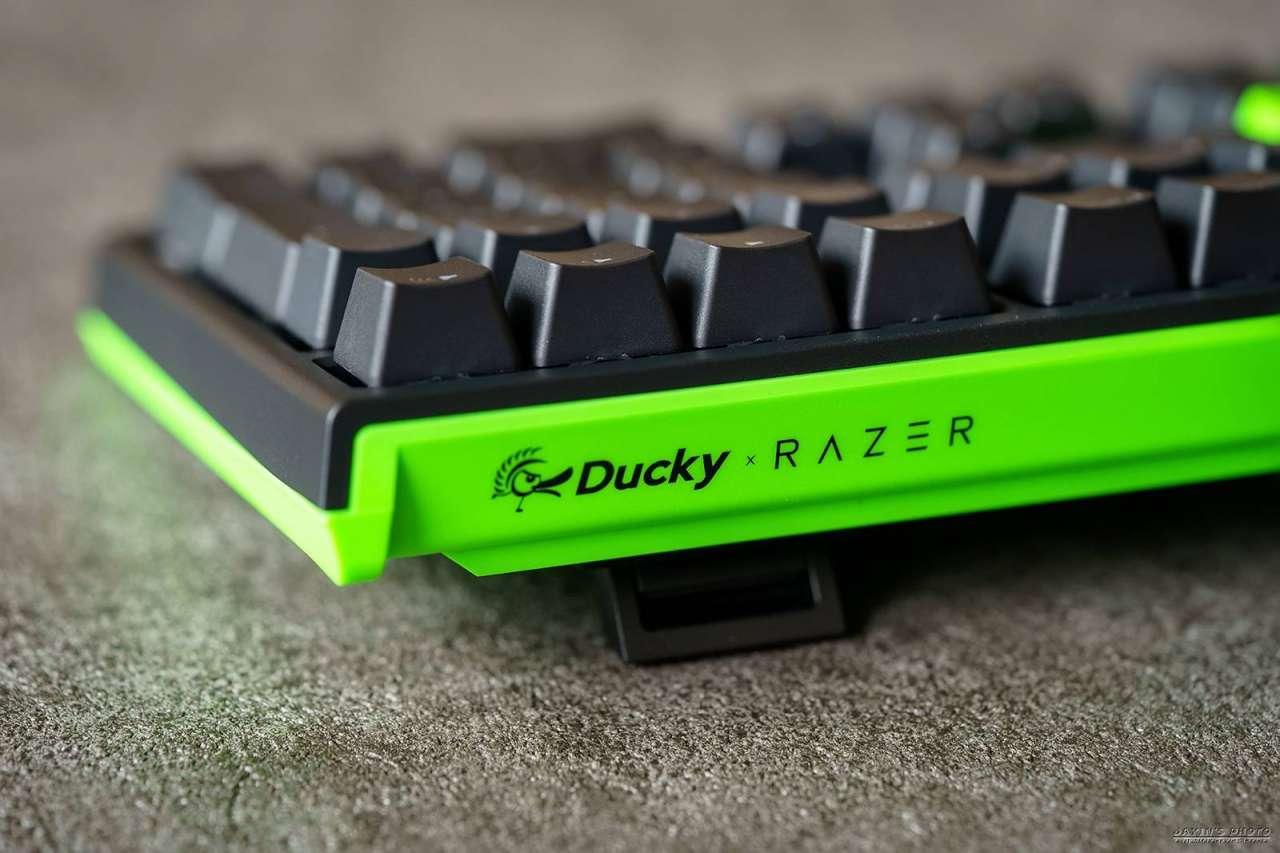 صفحهکلید مکانیکی Ducky One 2 Razer Edition عرضه شد