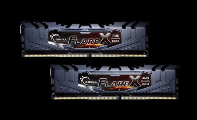 کیت رم 16 گیگابایتی G.Skill Flare X DDR4 تنها 112 دلار!