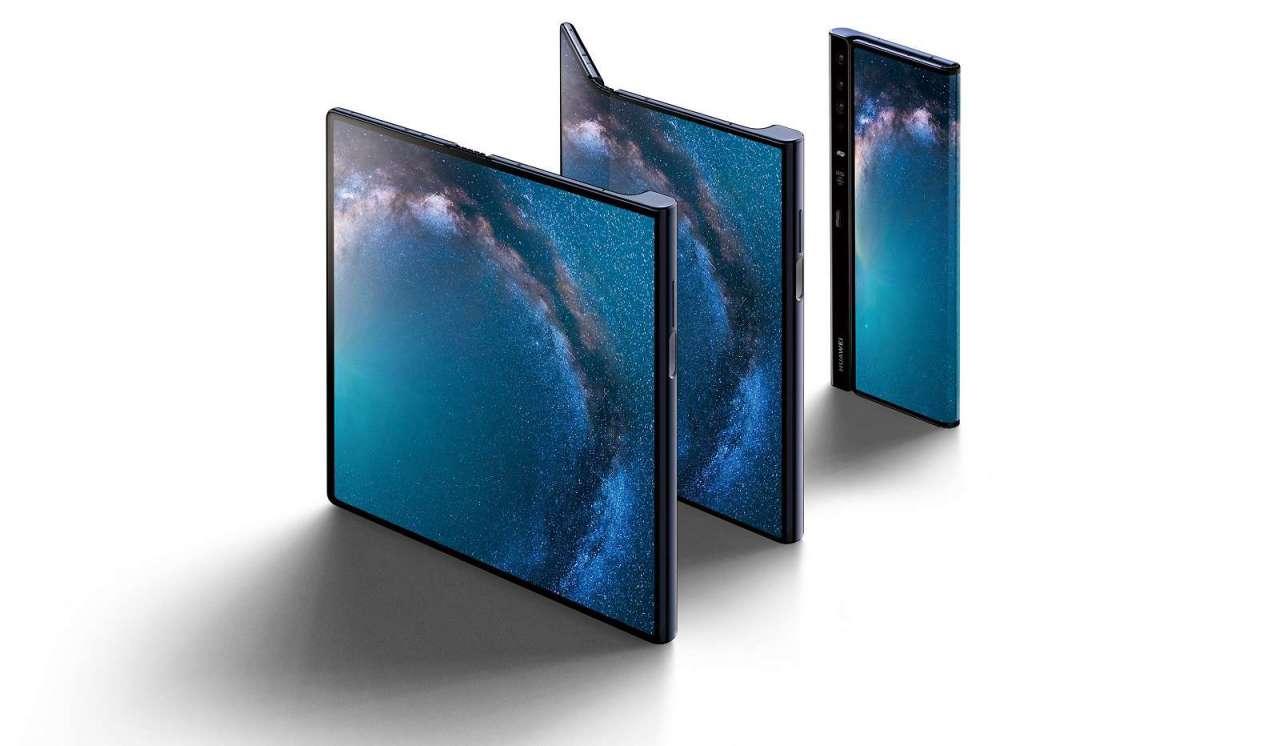 عرضه Huawei Mate X تا ماه سپتامبر به تاخیر افتاد