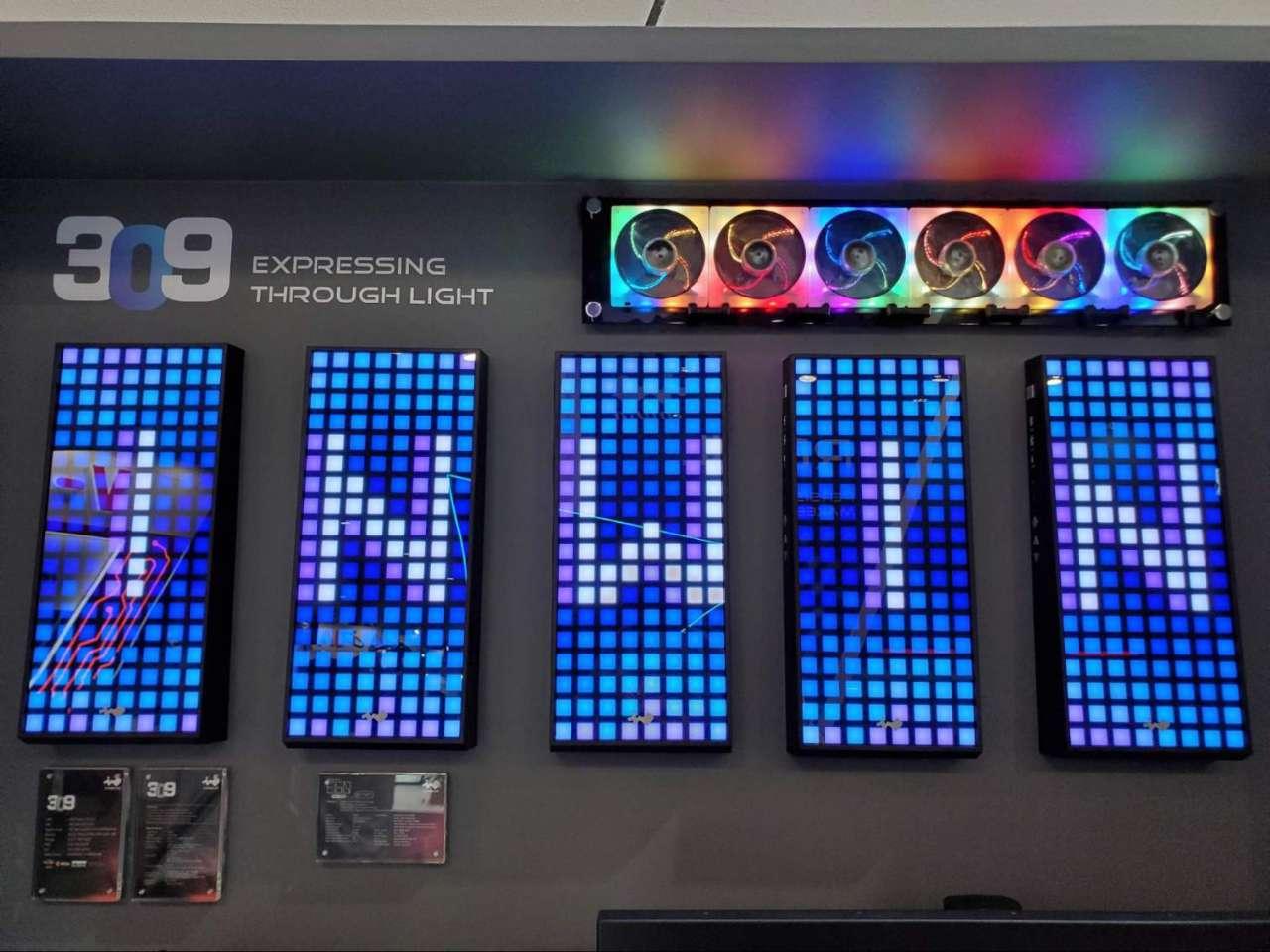کامپیوتکس 2019: کیسهای In Win با طراحیهای خاص و نورپردازی RGB معرفی شدند