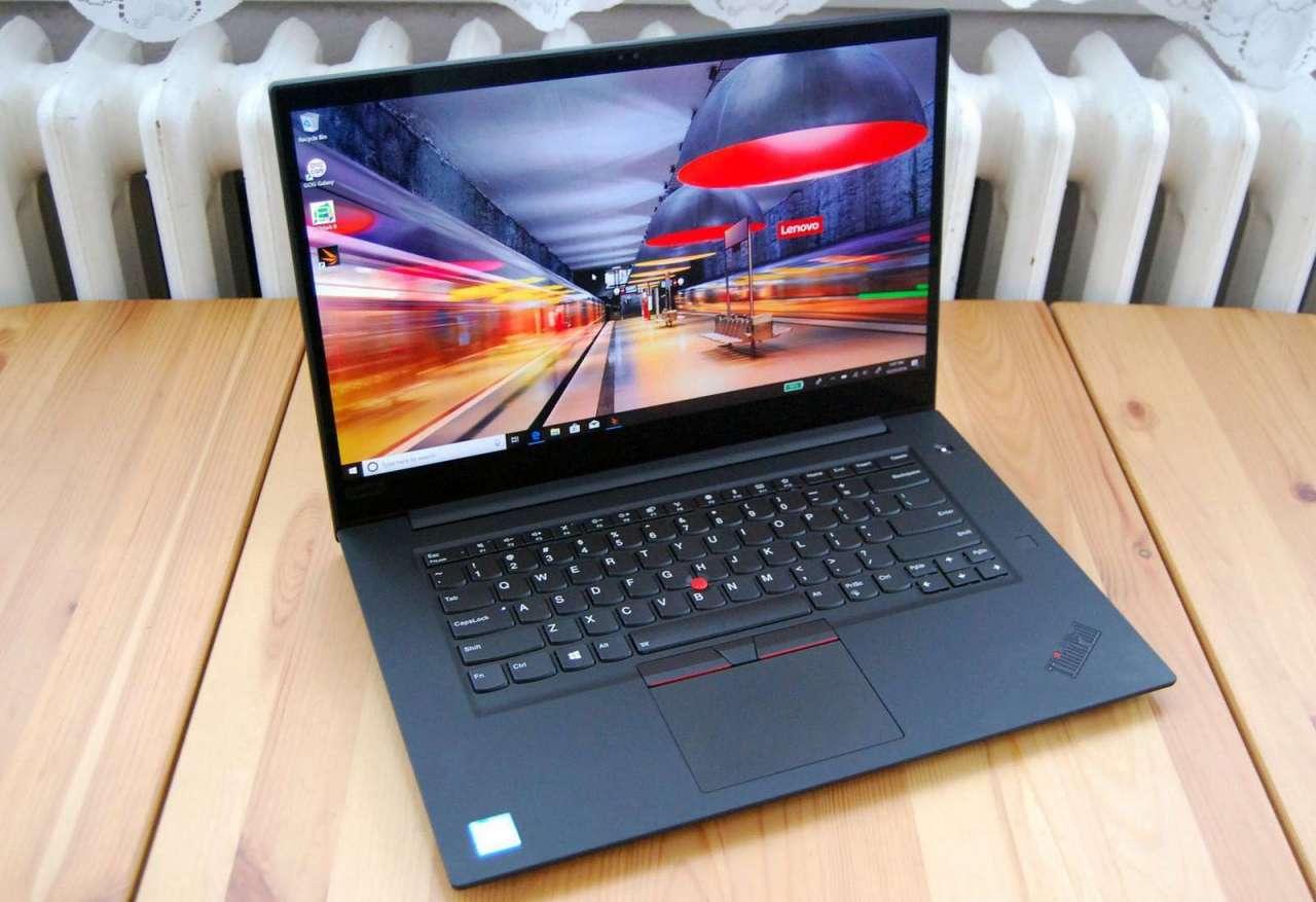 لنوو از لپتاپ حرفهای و عملکرد بالای ThinkPad P1 رونمایی کرد
