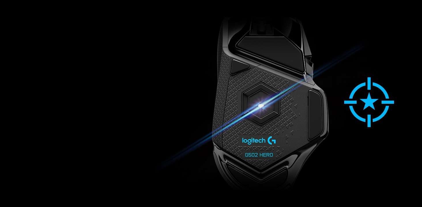 حسگر HERO 16K در ماوسهای جدید سری Logitech G