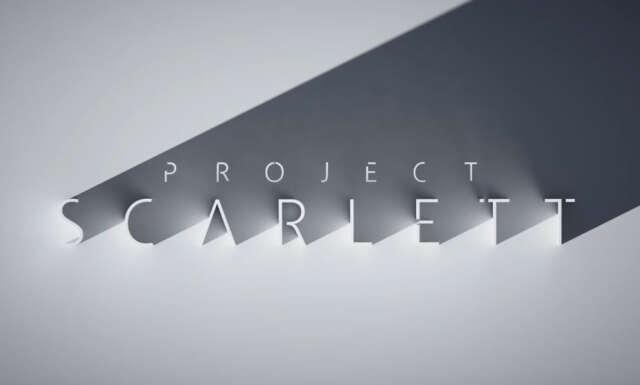 کنسول Project Scarlett مایکروسافت با قابلیت نمایش 8K و ردیابی اشعه معرفی شد